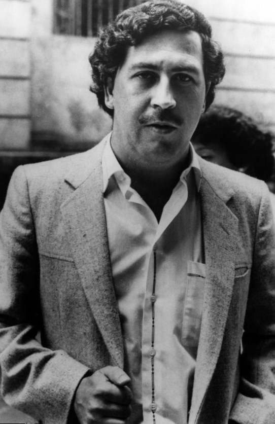 Pablo Escobar Height, Weight, Age