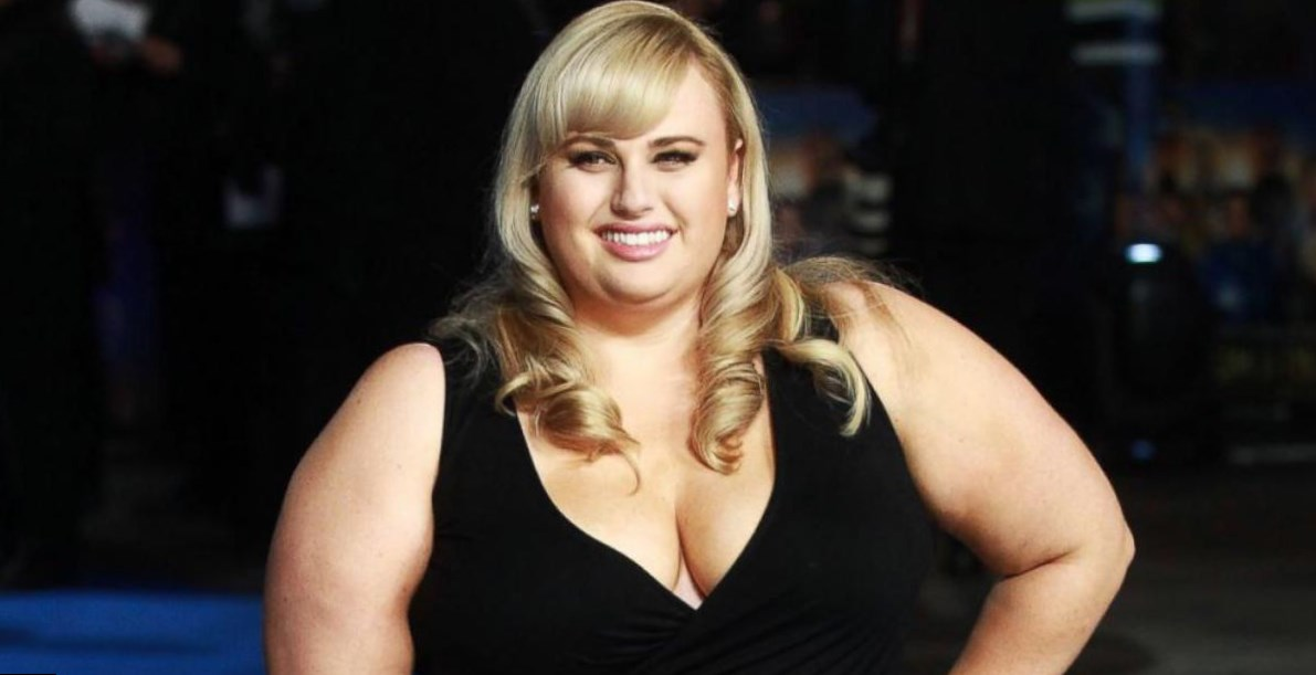 Rebel Wilson Dating comédien