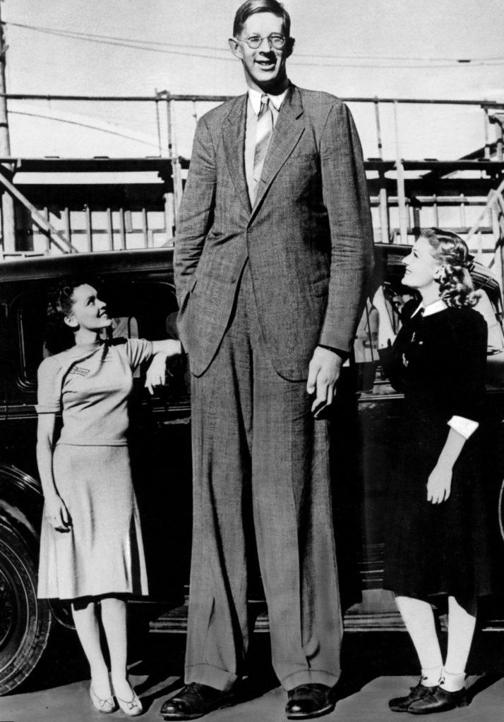 Robert Wadlow Height, Weight, Age