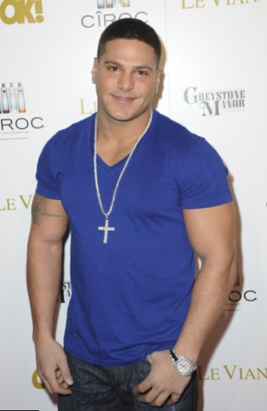 Ronnie Ortiz-Magro Height, Weight, Age