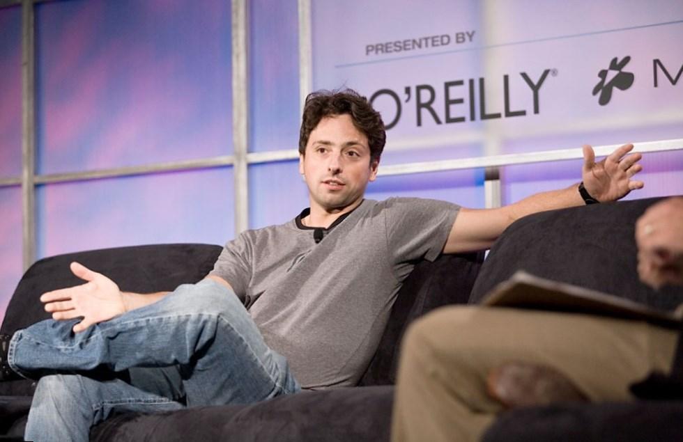 Sergey Brin Weight