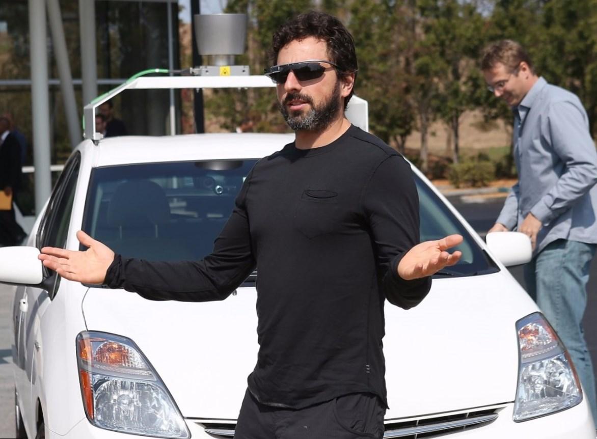 Sergey Brin Body Measurement