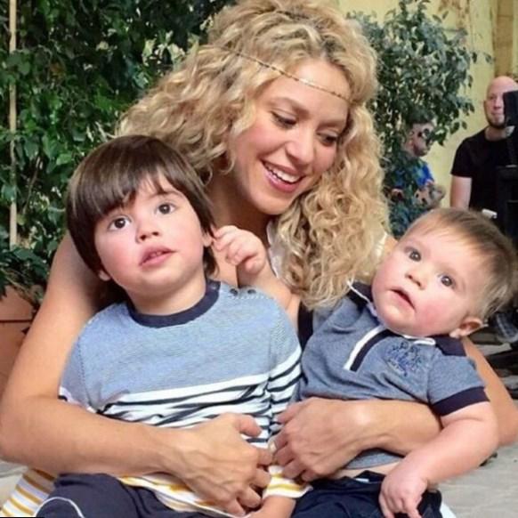 Shakira Family