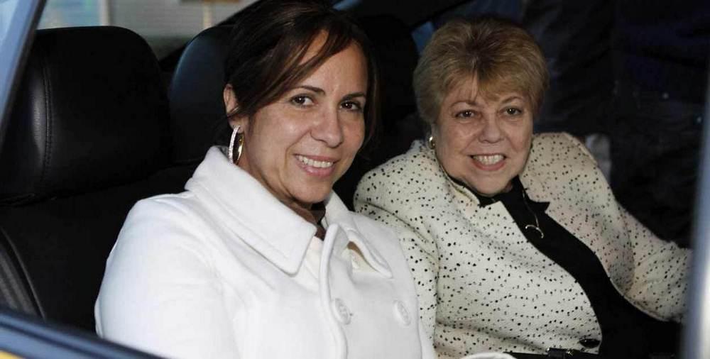 Shakira`s siblings - half-sister Lucy Mebarak