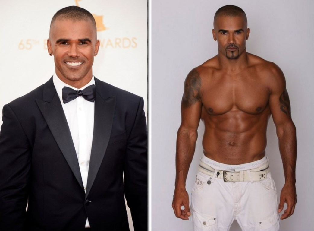 Shemar Moore Weight Height And Age Body Measurements