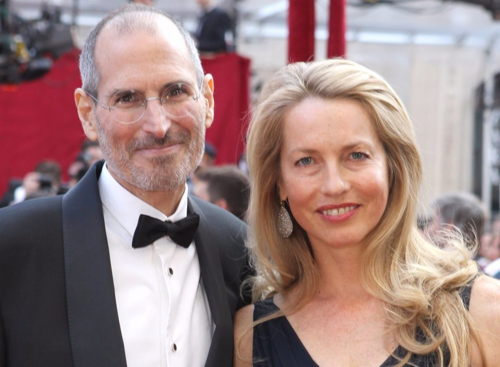Steve Jobs Family