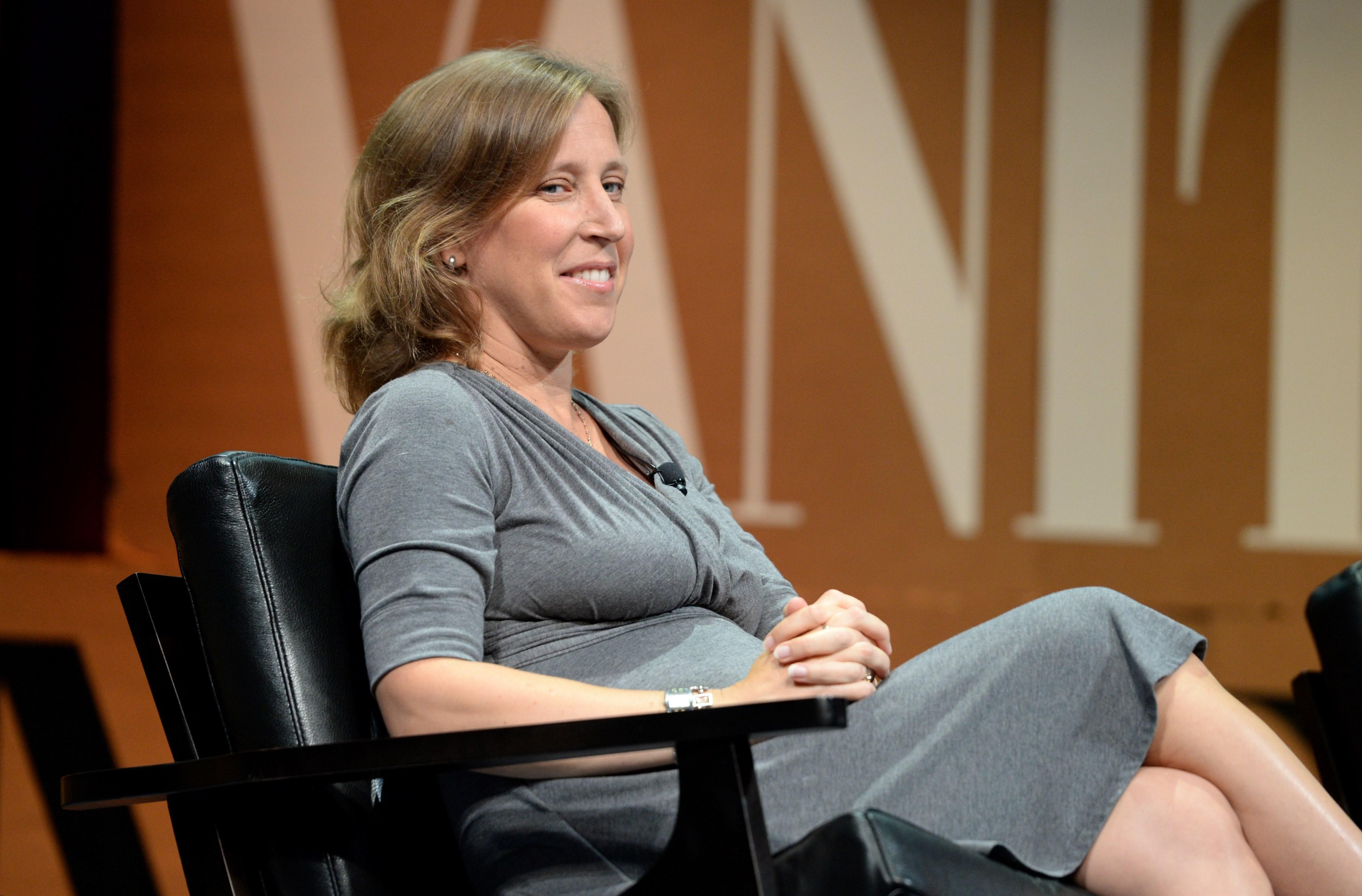 Susan Wojcicki Height
