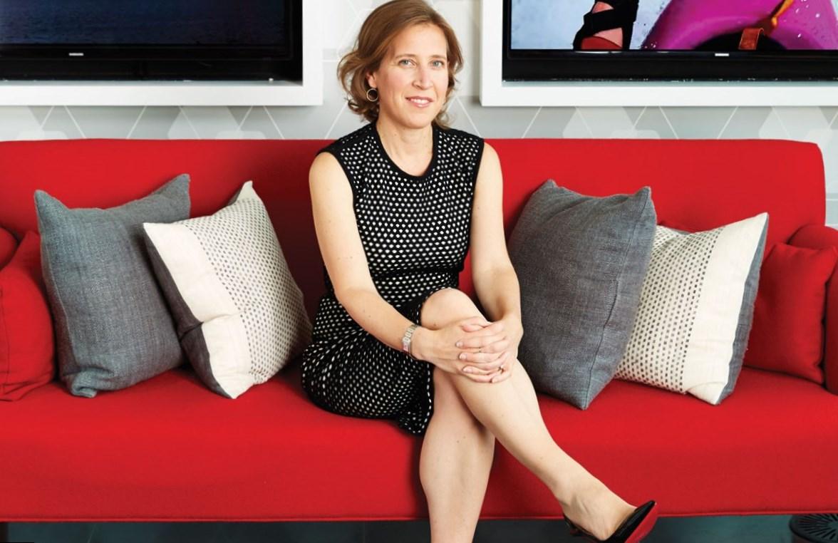 Susan Wojcicki Body Measurement
