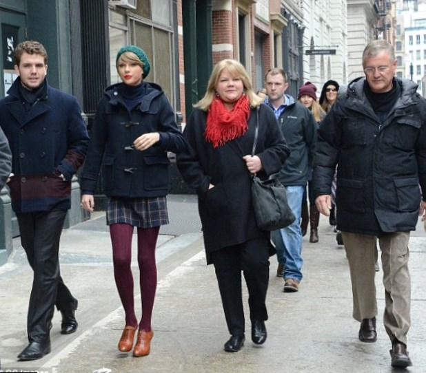 Taylor Swift Family
