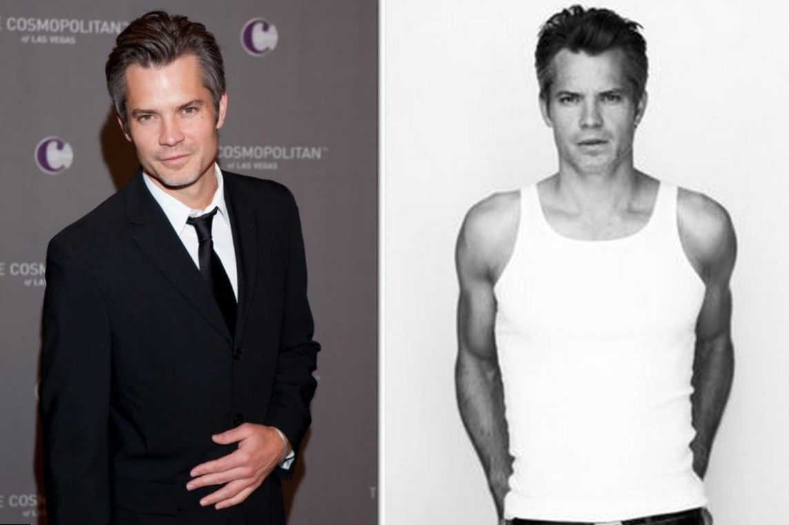 Timothy Olyphant Height, Weight, Age