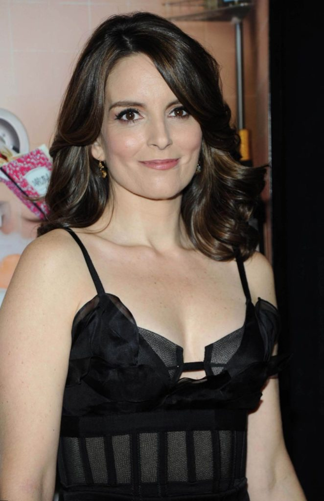 Tina Fey Height, Weight, Age