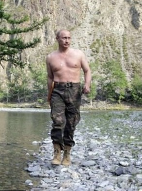 Vladimir Putin Height, Weight, Age