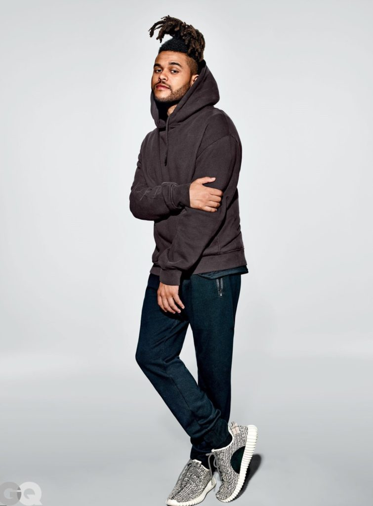 The Weeknd Height, Weight, Age