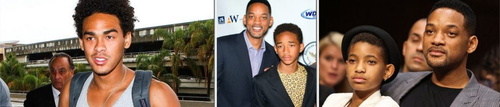 Will Smith children