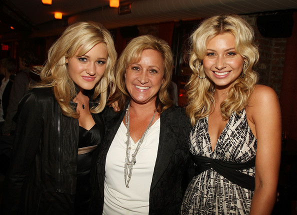 A. J Michalka Mother, Carrie Michalka