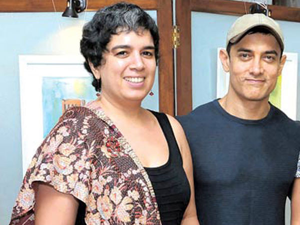 Aamir Khan Wife Reena Dutta