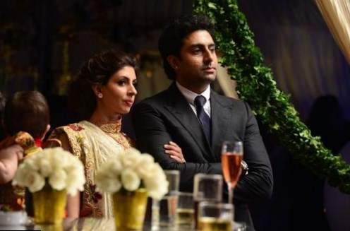 Abhishek Bachchan Siblings