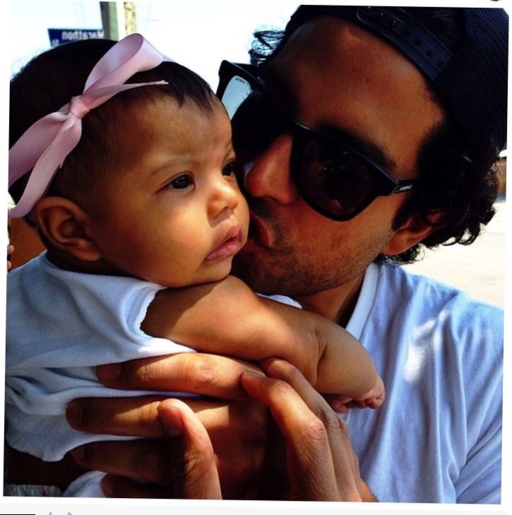 Adam Rodriguez Child
