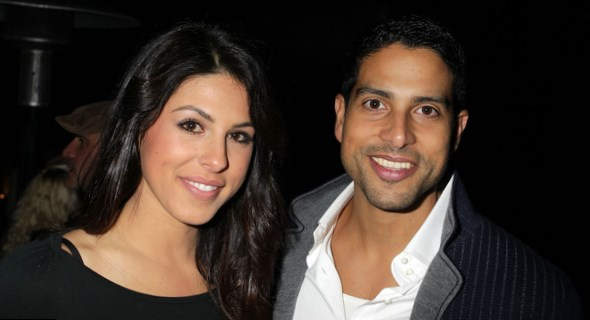 Adam Rodriguez family