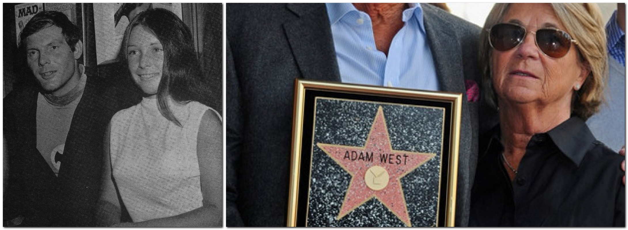 Adam West Family