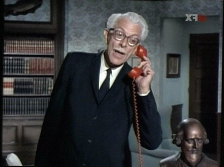 Alan Napier Height