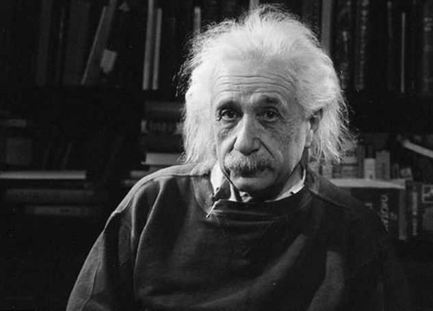 albert einstein time regarding death