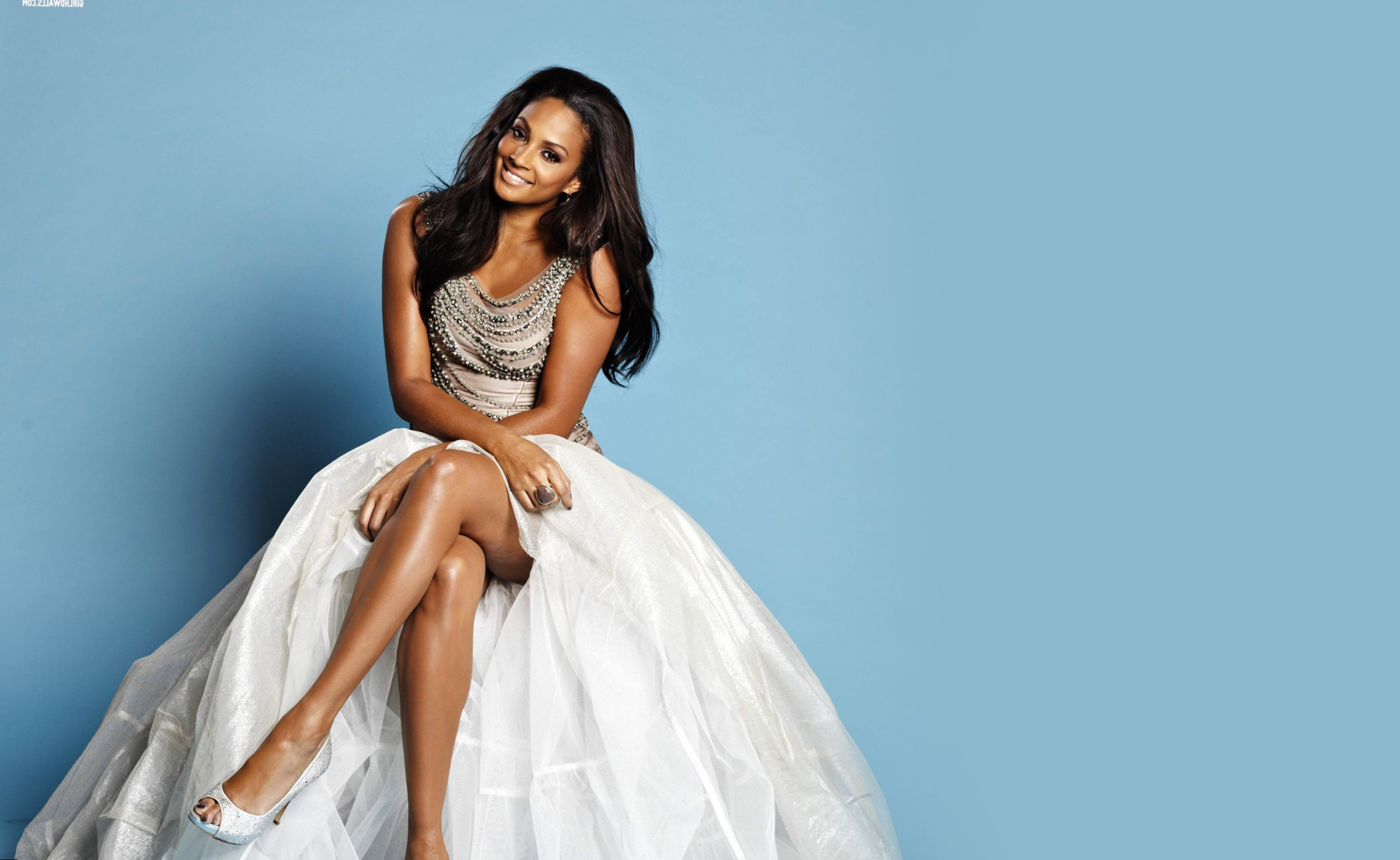 Alesha Dixon Weight