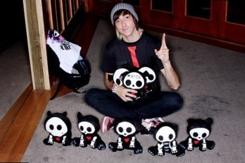 Alex Gaskarth Height