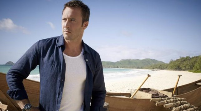 Alex O Loughlin Height