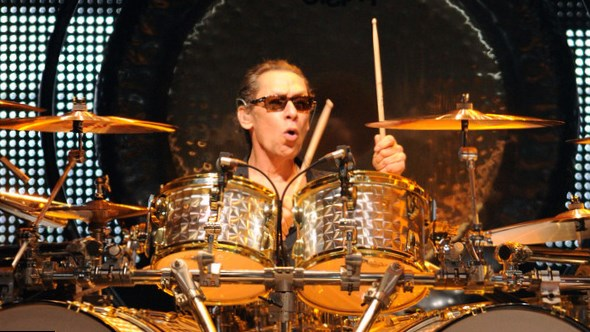 Alex Van Halen Weight
