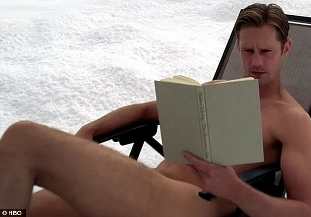Alexander Skarsgard Body Measurement