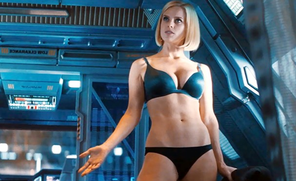 Alice Eve Body Measurement