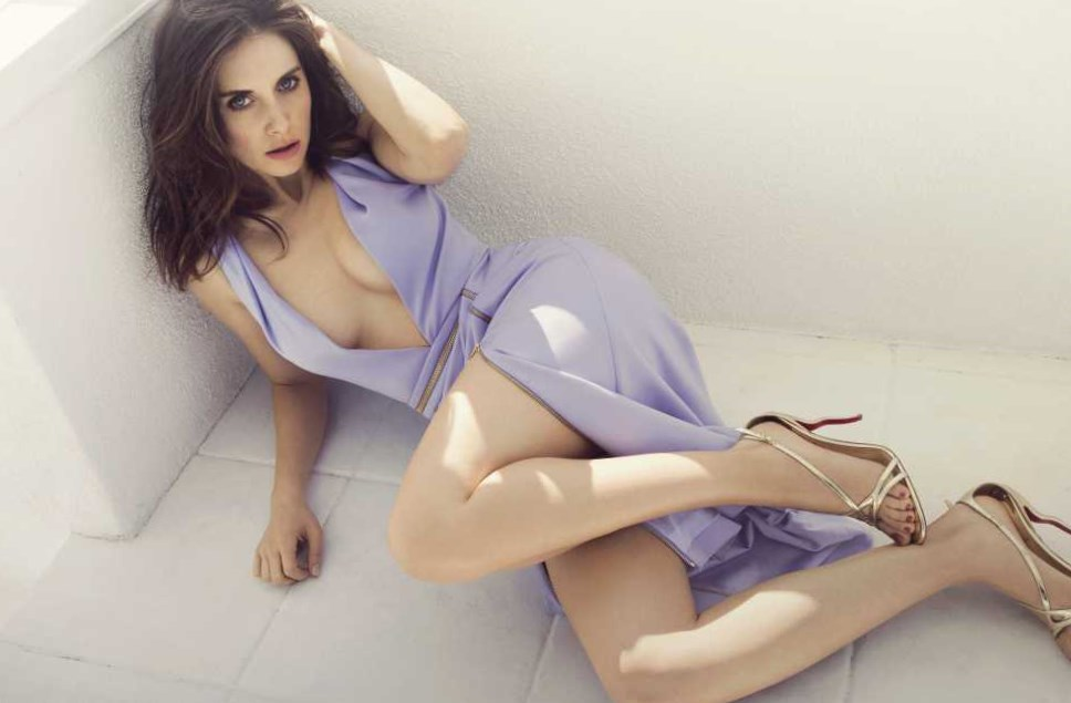 Alison Brie Height Weight Age Body Measurements