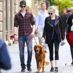 Emma Stone adopted a dog on Christmas 2012