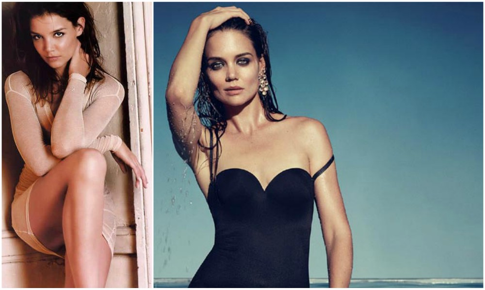 katie holmes height weight age