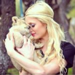 Paris Hilton`s pets. She has a lot of them