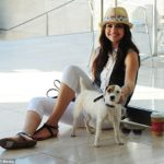 Selena Gomez is a dog lover. She has 6 of them
