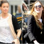 Amber Heard has two pretty Yorkshire terriers – Pistol and Boo