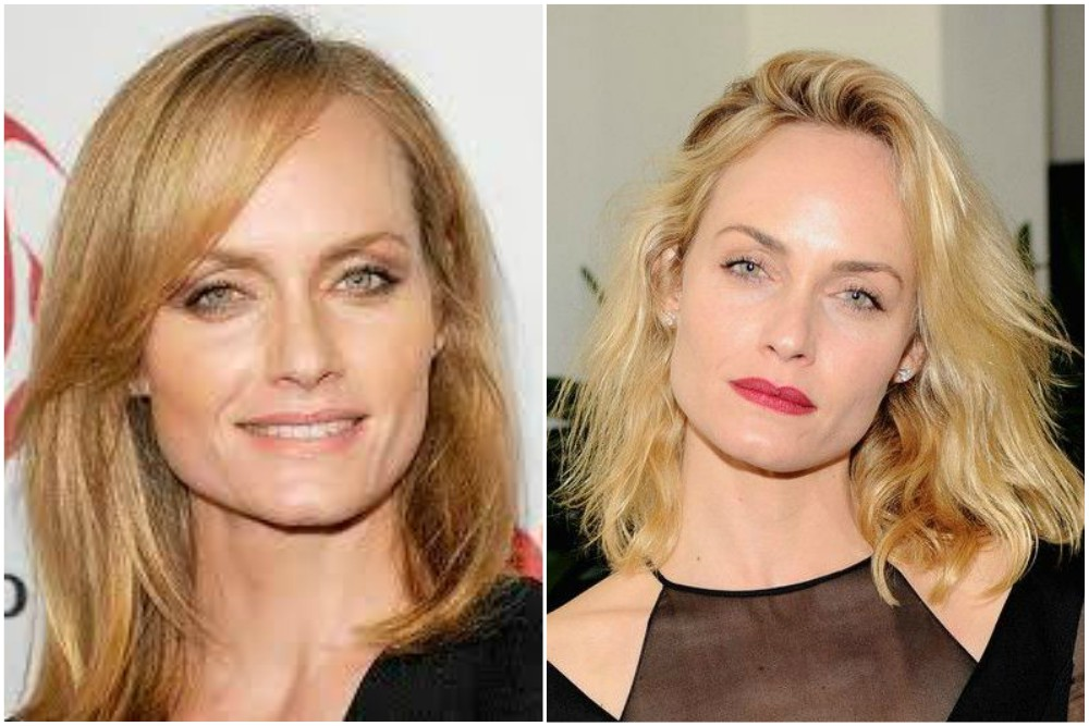 Amber Valletta`s height, weight and age
