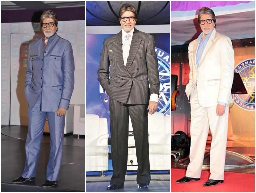 Amitabh Bachchan`s height, weight and age