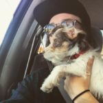 Ellen Page rescued the dog Patters