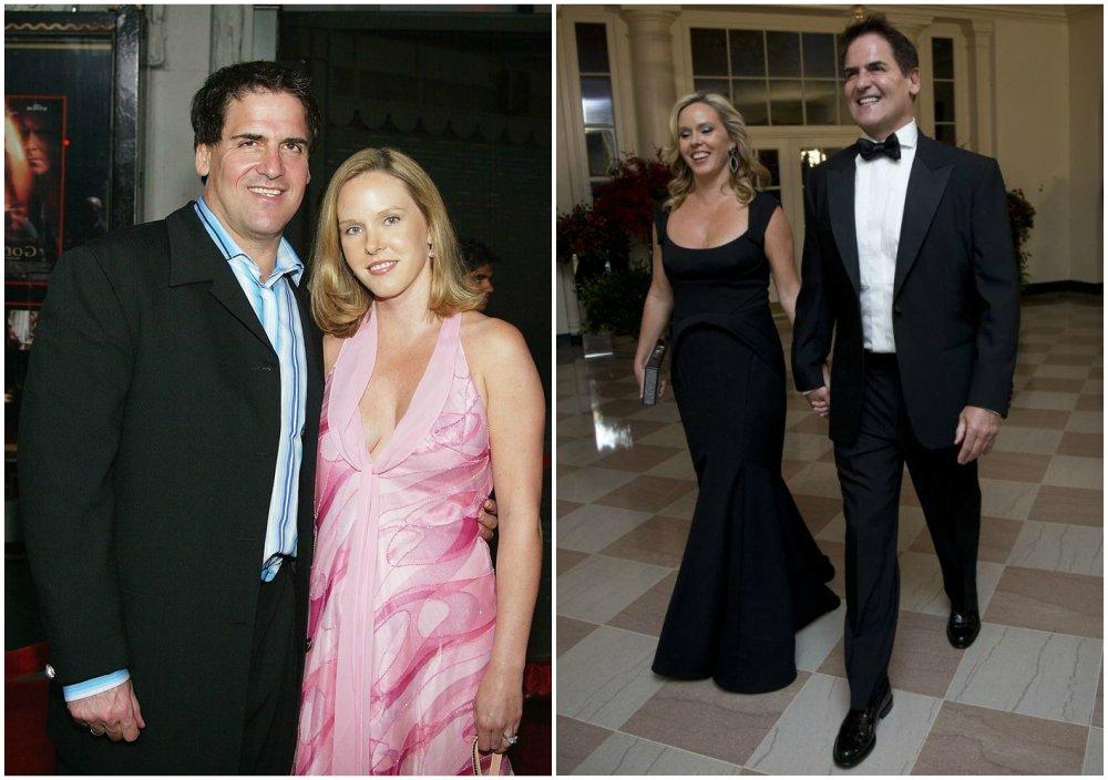 Mark Cuban`s wife - Tiffany Stewart