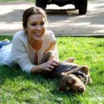 Alyssa Milano is a happy wife, mother and an owner of cute dogs