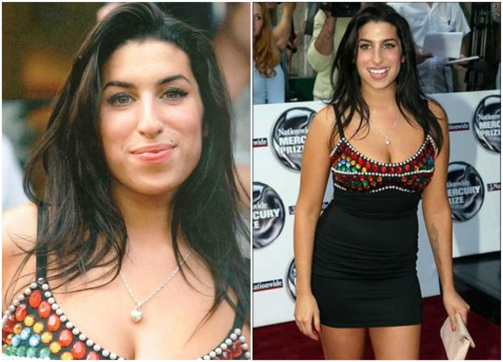 Amy Winehouse height, weight and age