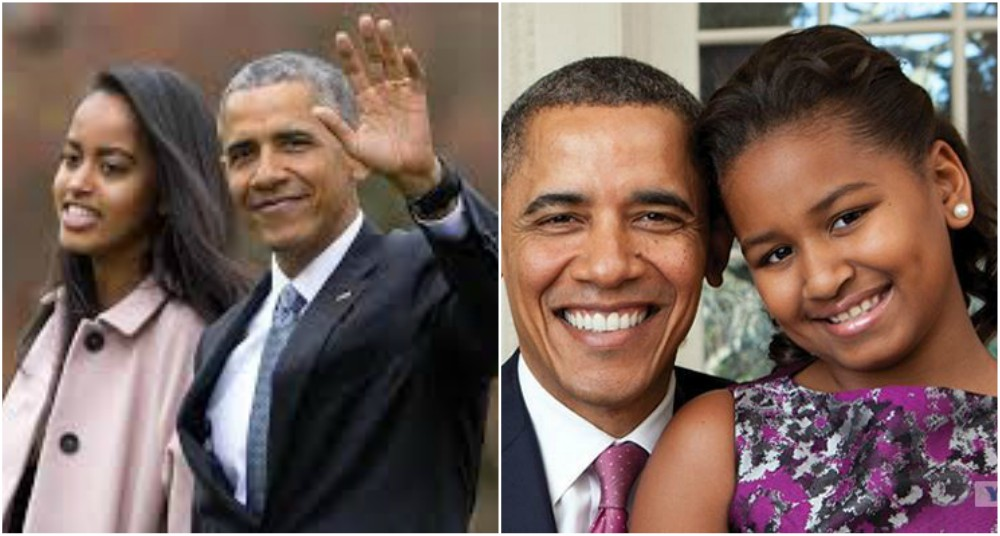 Barack Obama daughters: Malia Ann, Natasha
