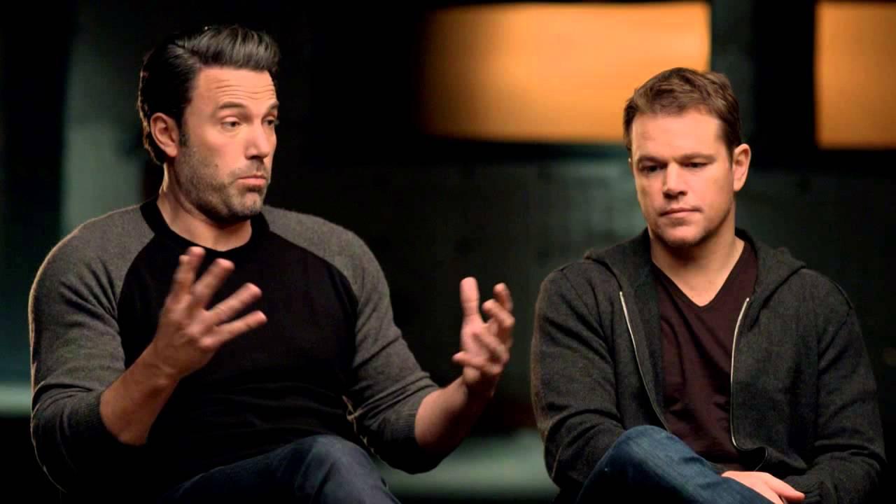 Matt Damon Best Movies...