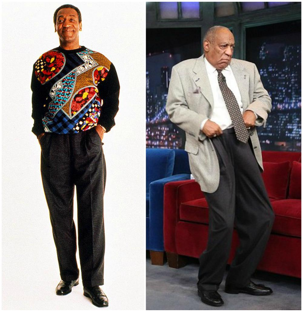 Bill Cosby`s height, weight and age