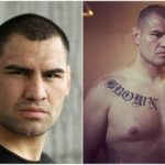 A chunky fighter Cain Velasquez