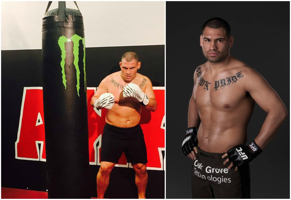 Cain Velasquez`s height, weight and age