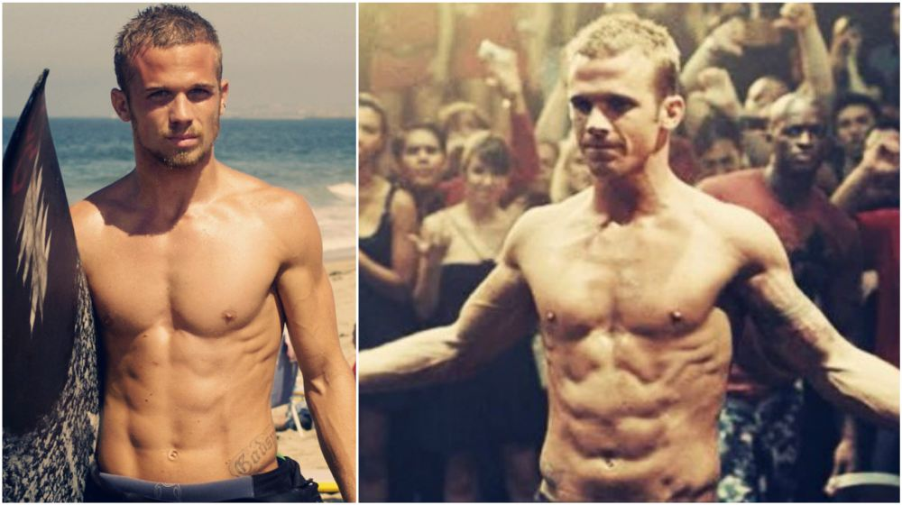 Cam Gigandet`s height, weight and age